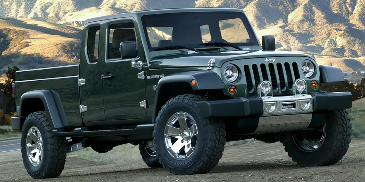 .Jeep Gladiator