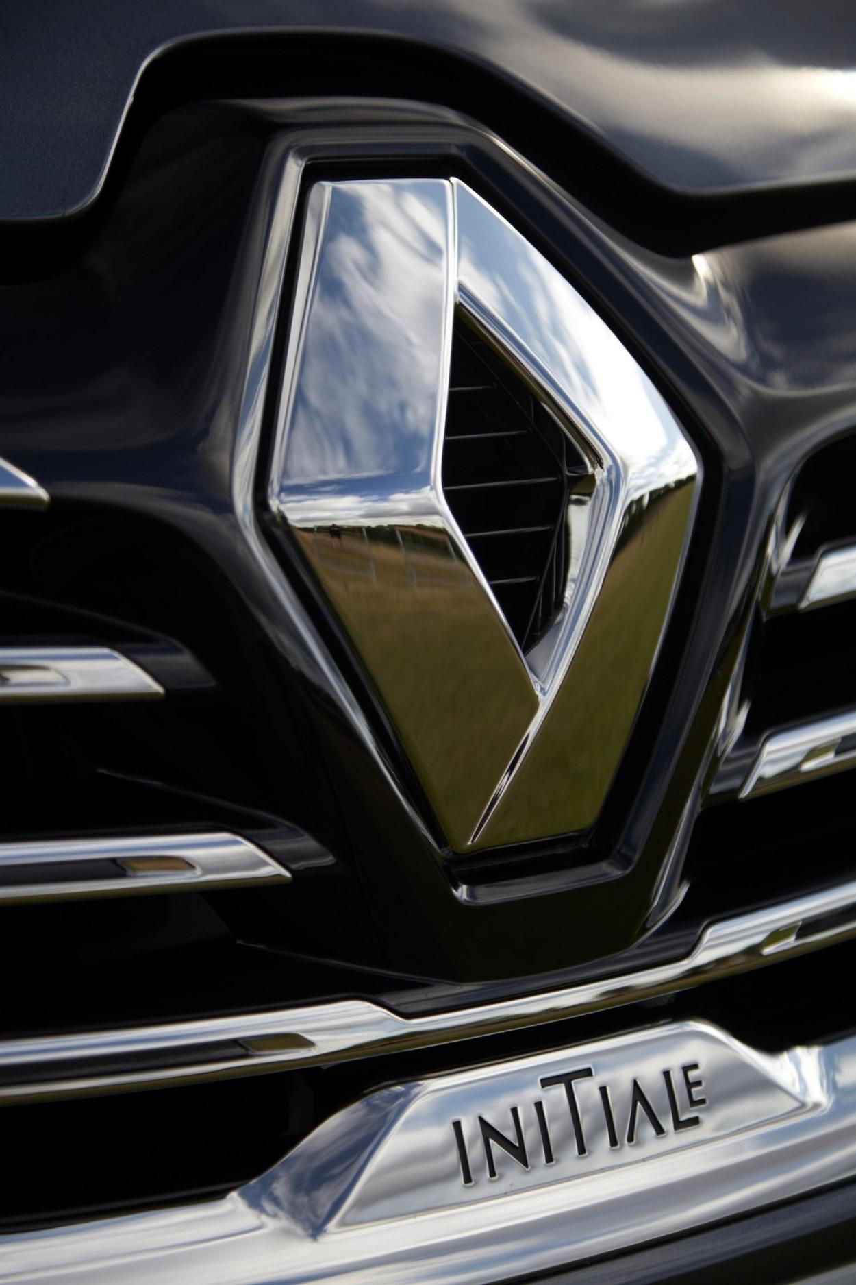 .Renault logo
