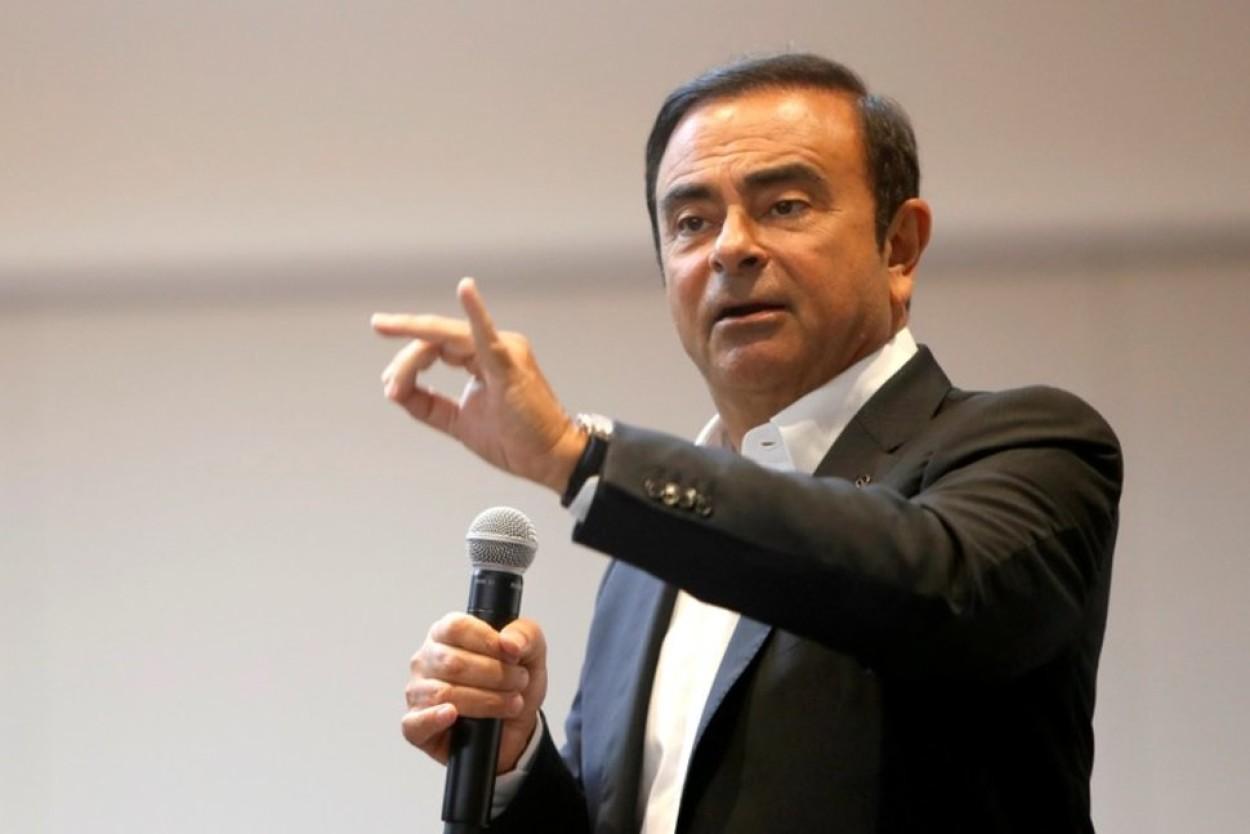 .Renault-Nissani tegevjuht Carlos Ghosn
