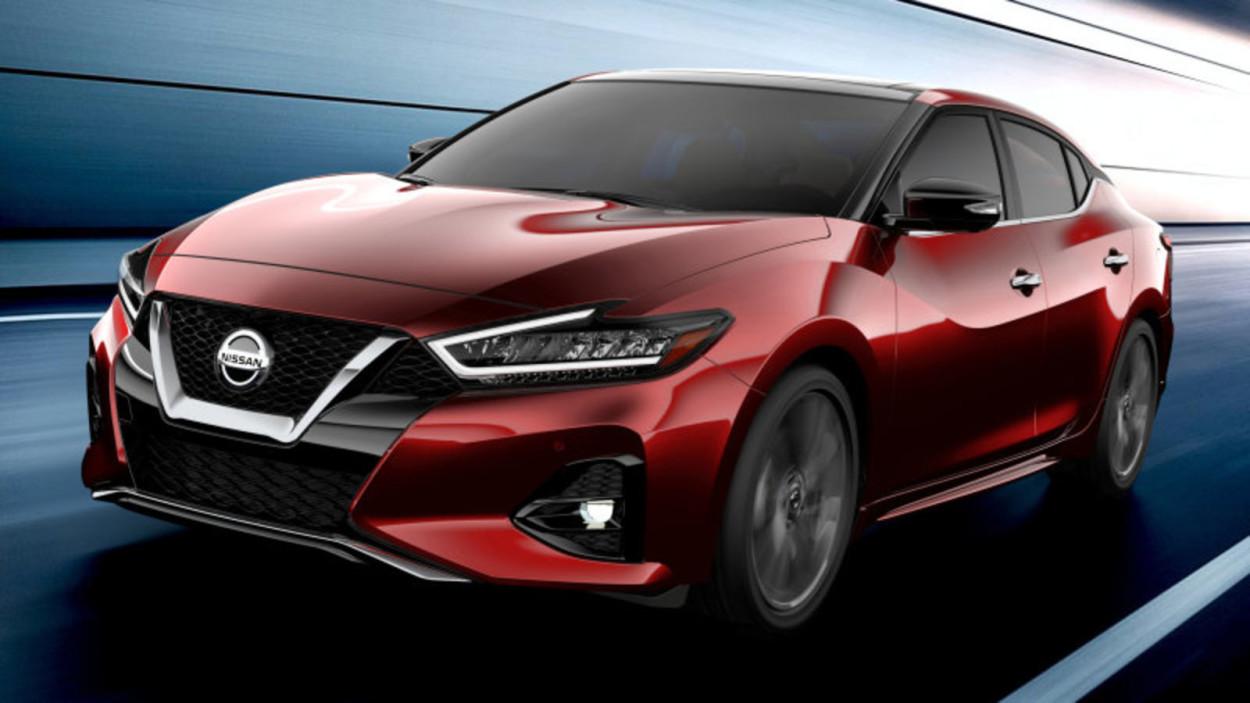 .Nissan Maxima