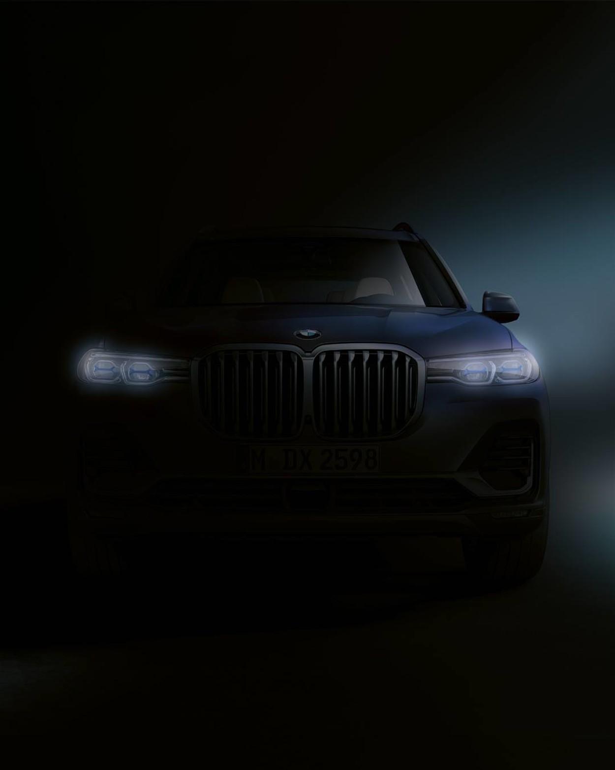 .BMW X7 esiosa