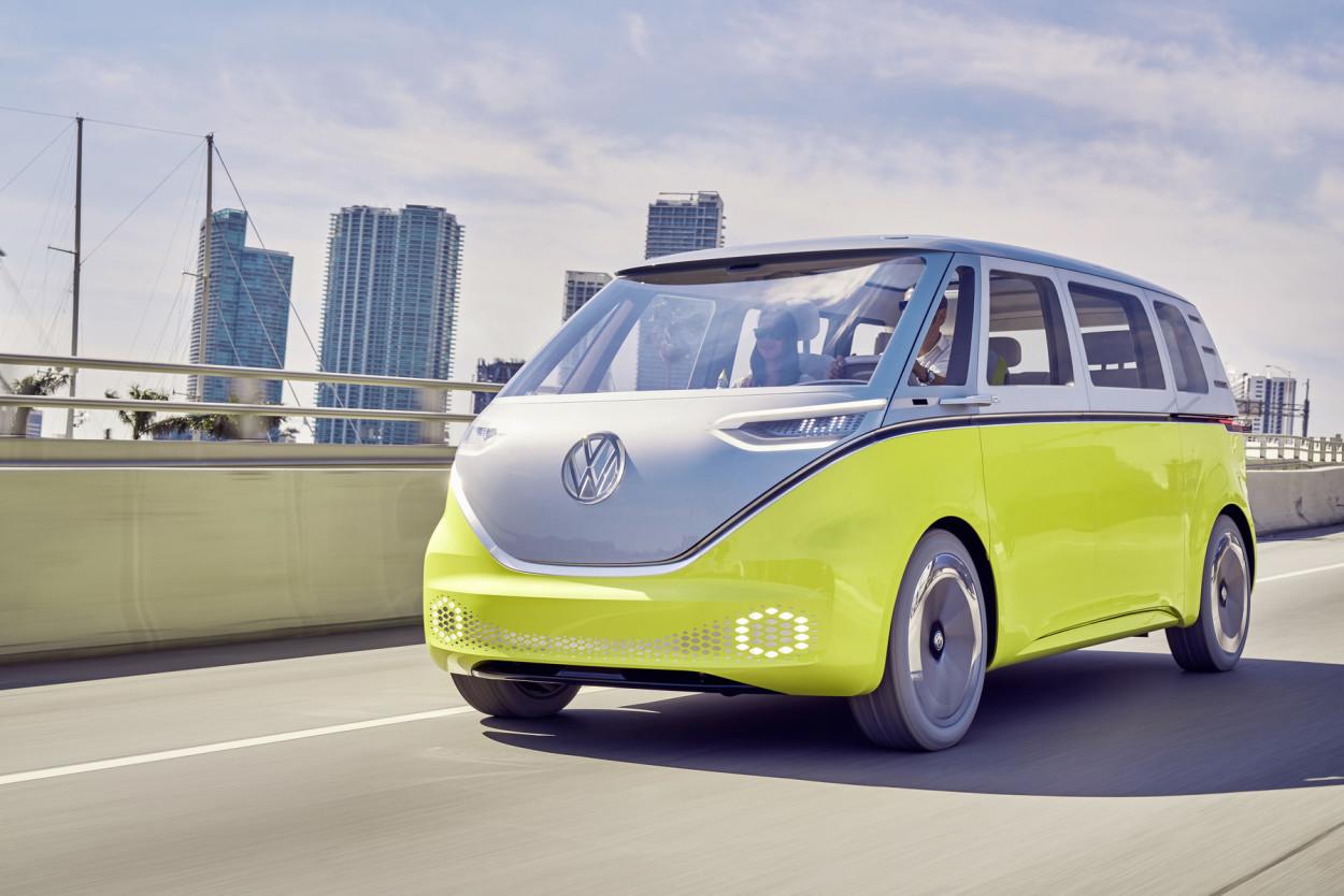 .Volkswagen I.D. Buzz