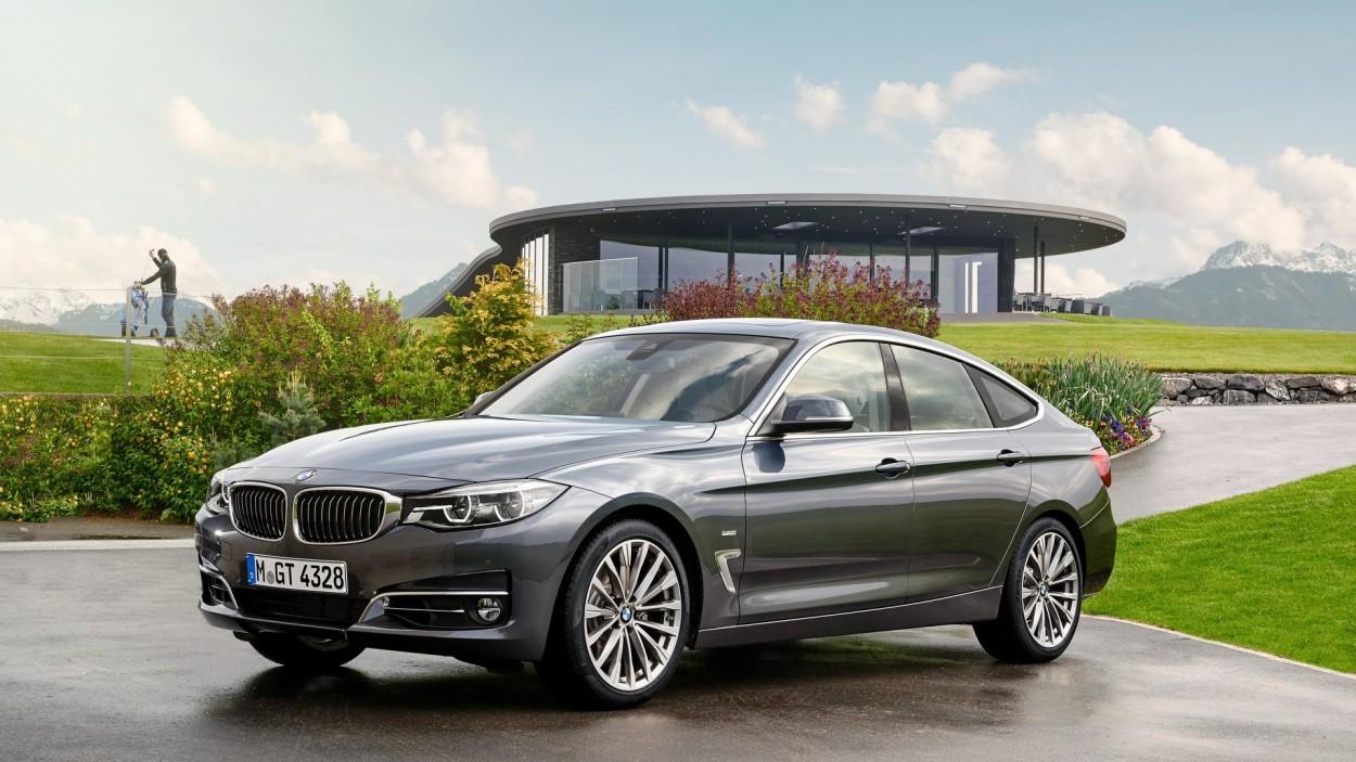 .BMW 3. seeria GT 2017