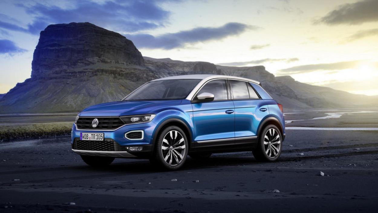 .Volkswagen T-Roc