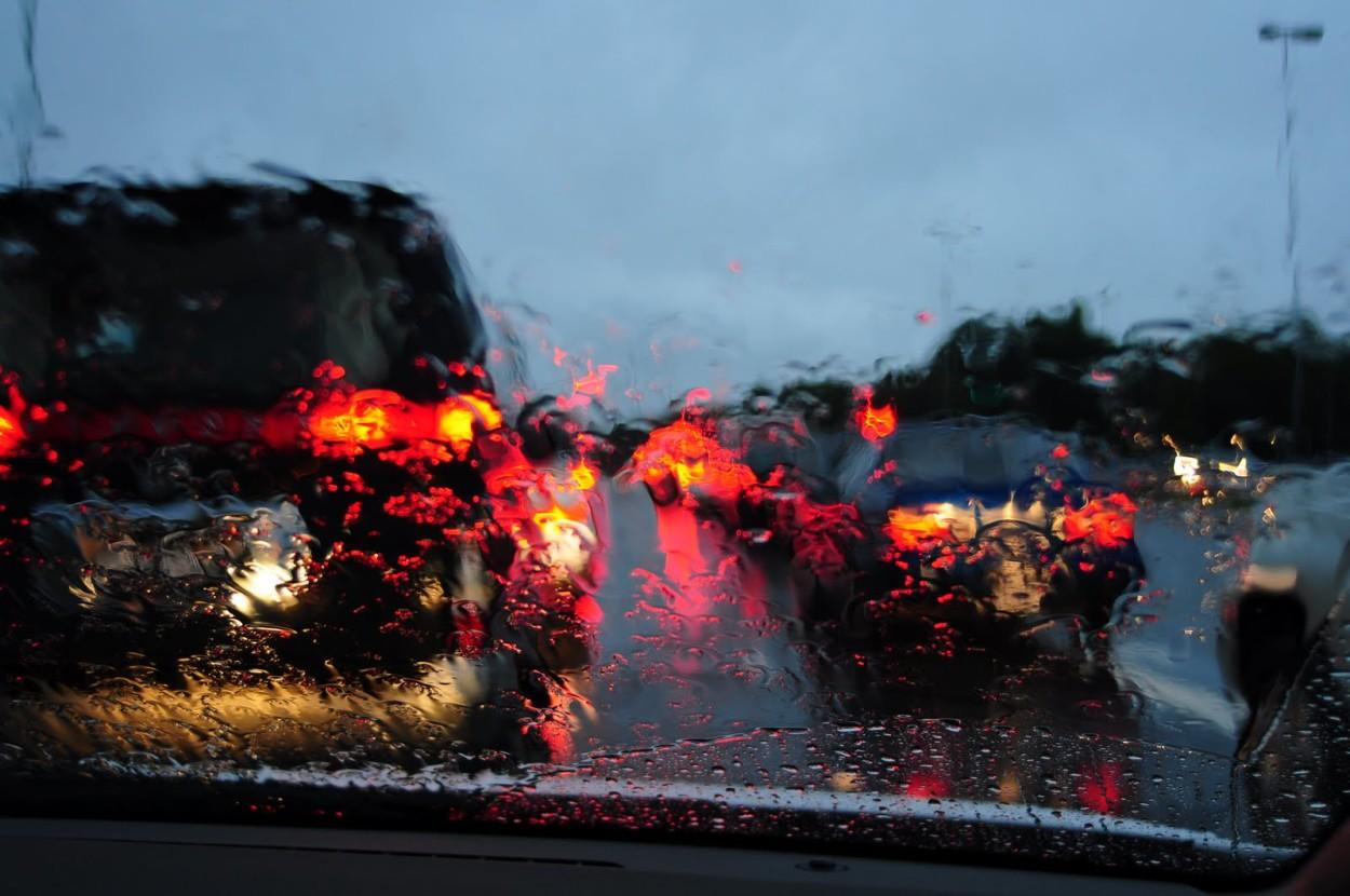 .Liiklus vihmas
