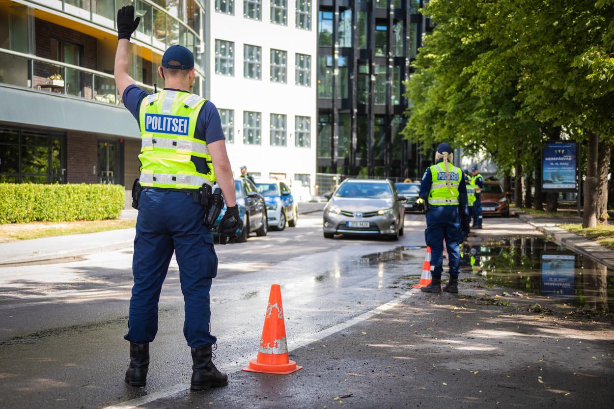 .Politseinikud
