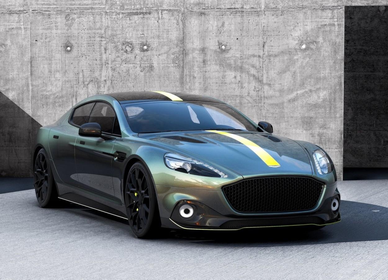 .Aston Martin Rapide AMR