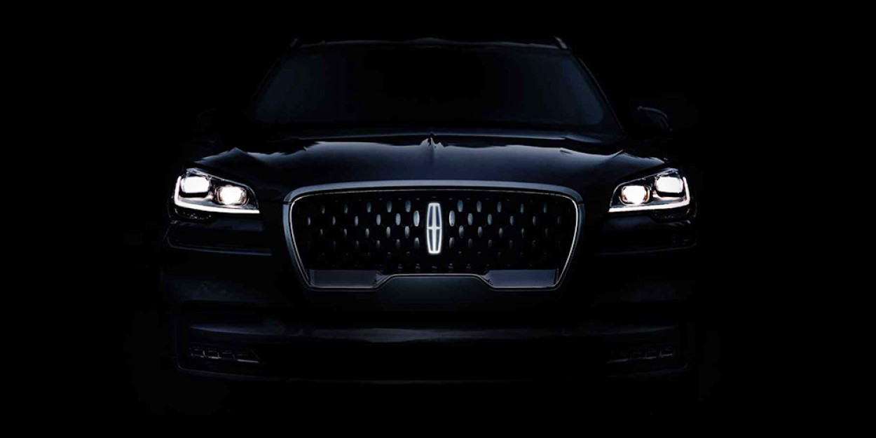 .Lincoln Aviator