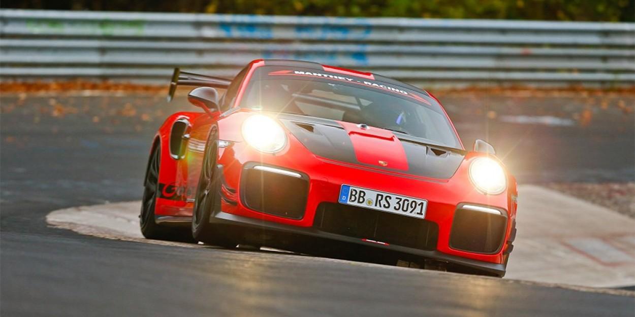 .Porsche 911 GT2 RS MR