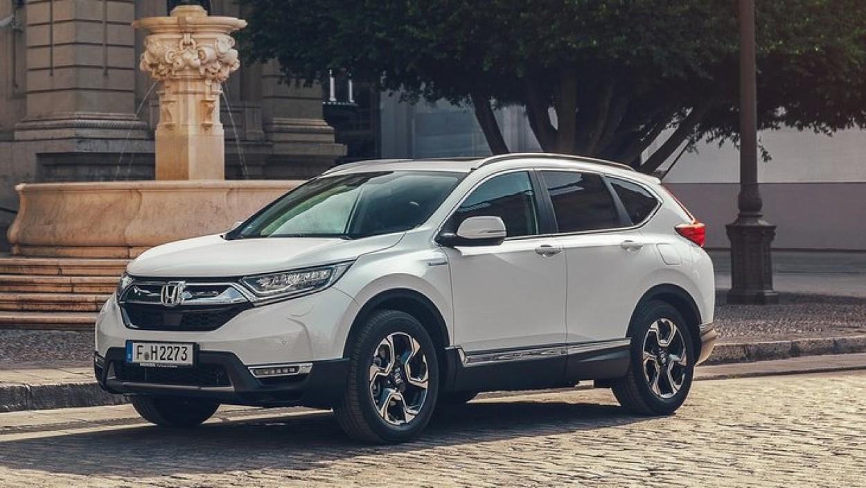 .Honda CR-V Hybrid