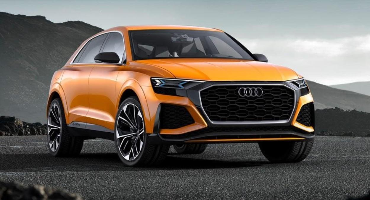 .Audi SQ8