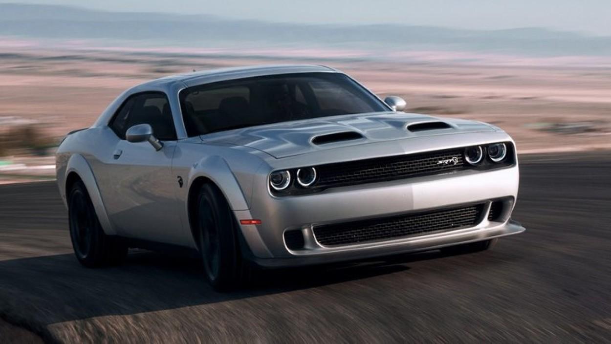 .Dodge Challenger SRT Hellcat Redeye