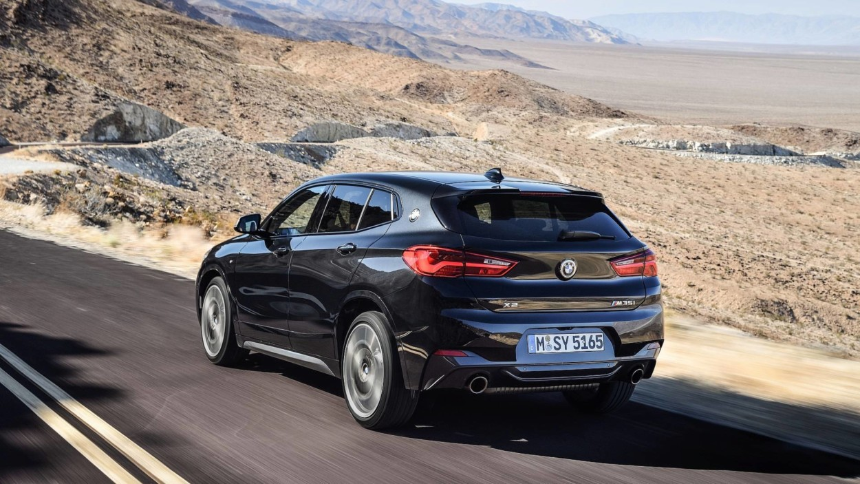 BMW X2 by BMW Motorsport