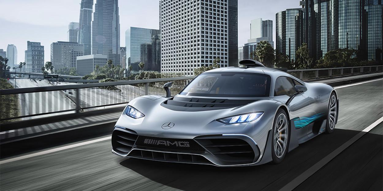 .Mercedes-Benz One