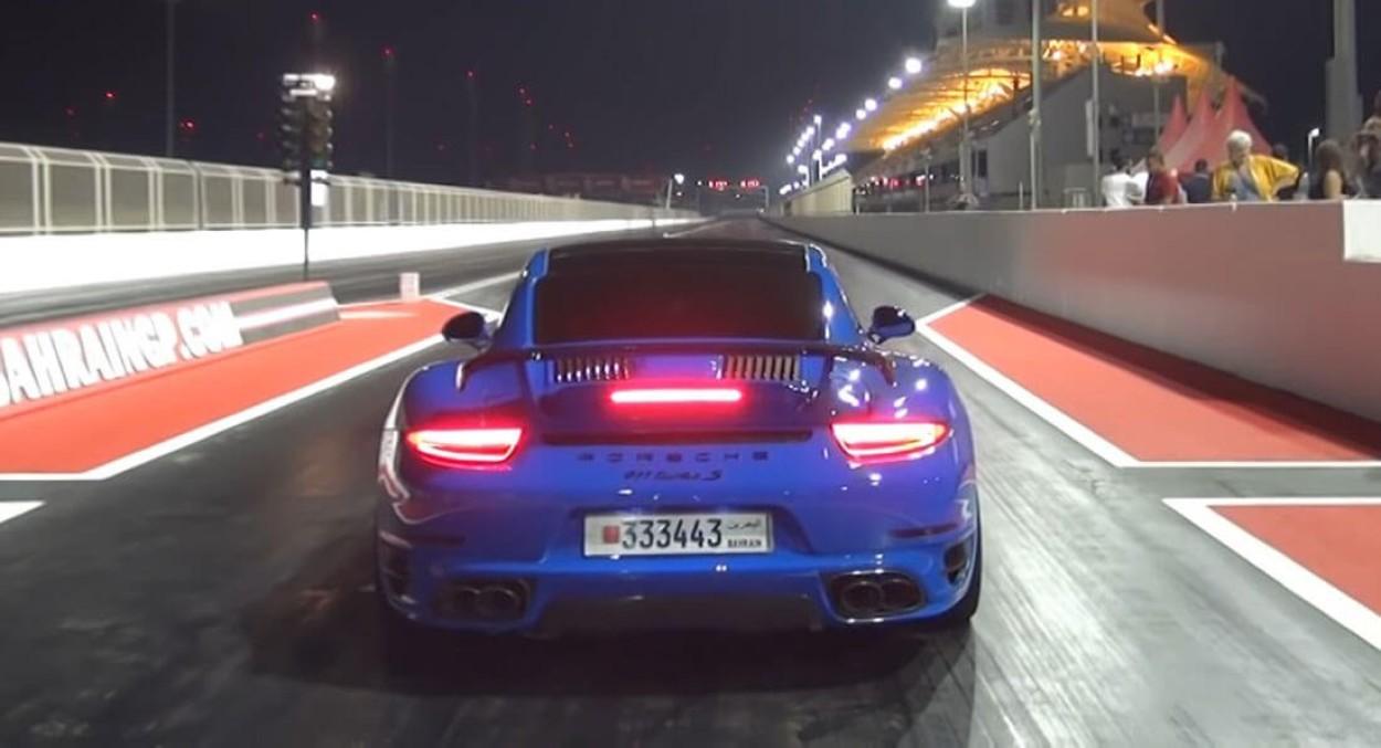 .Porsche 911 Turbo S by EKanoo Racing