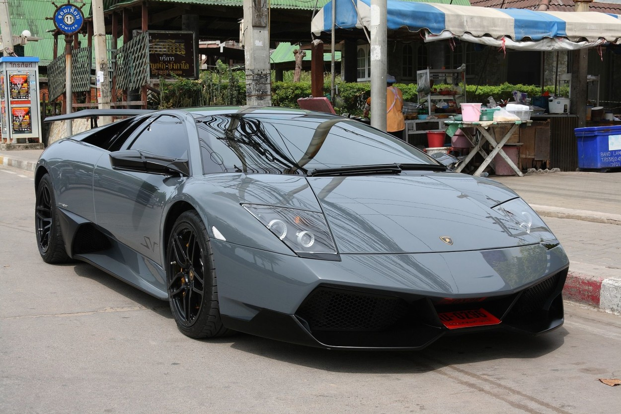 .Lamborghini Murcielago
