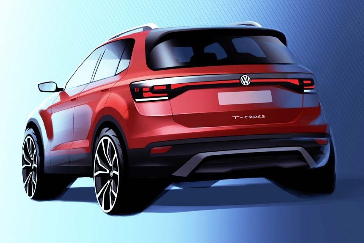 .Volkswagen T-Cross