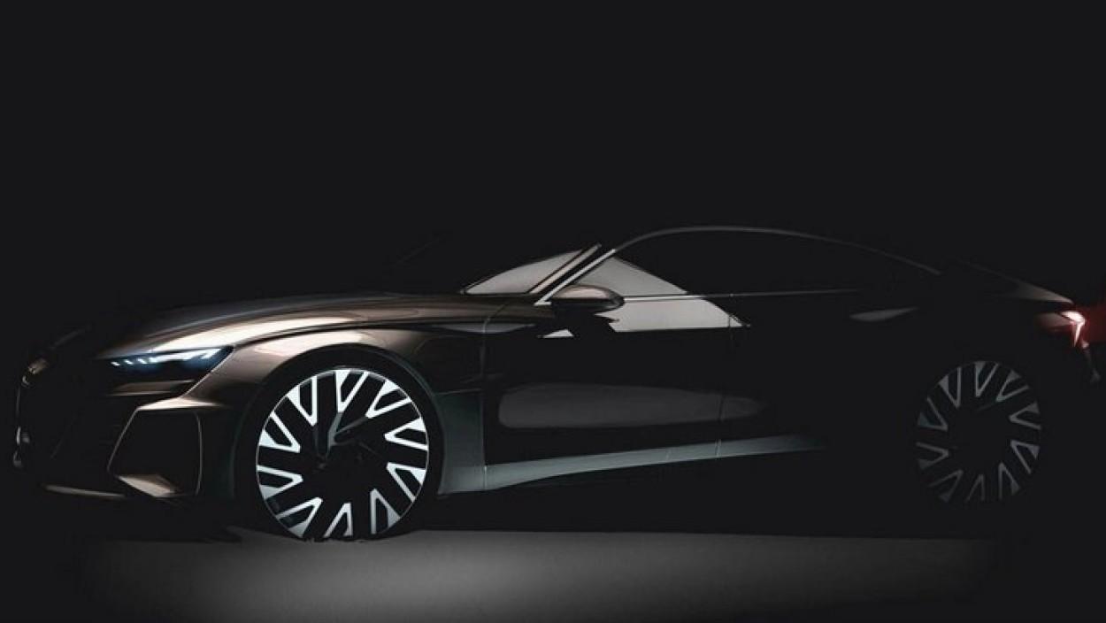 .Audi e-tron GT