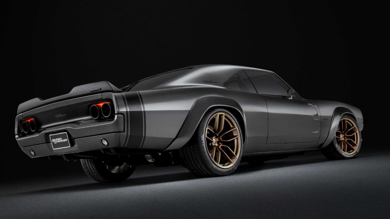"Mopar Dodge Charger ""Hellephant"""