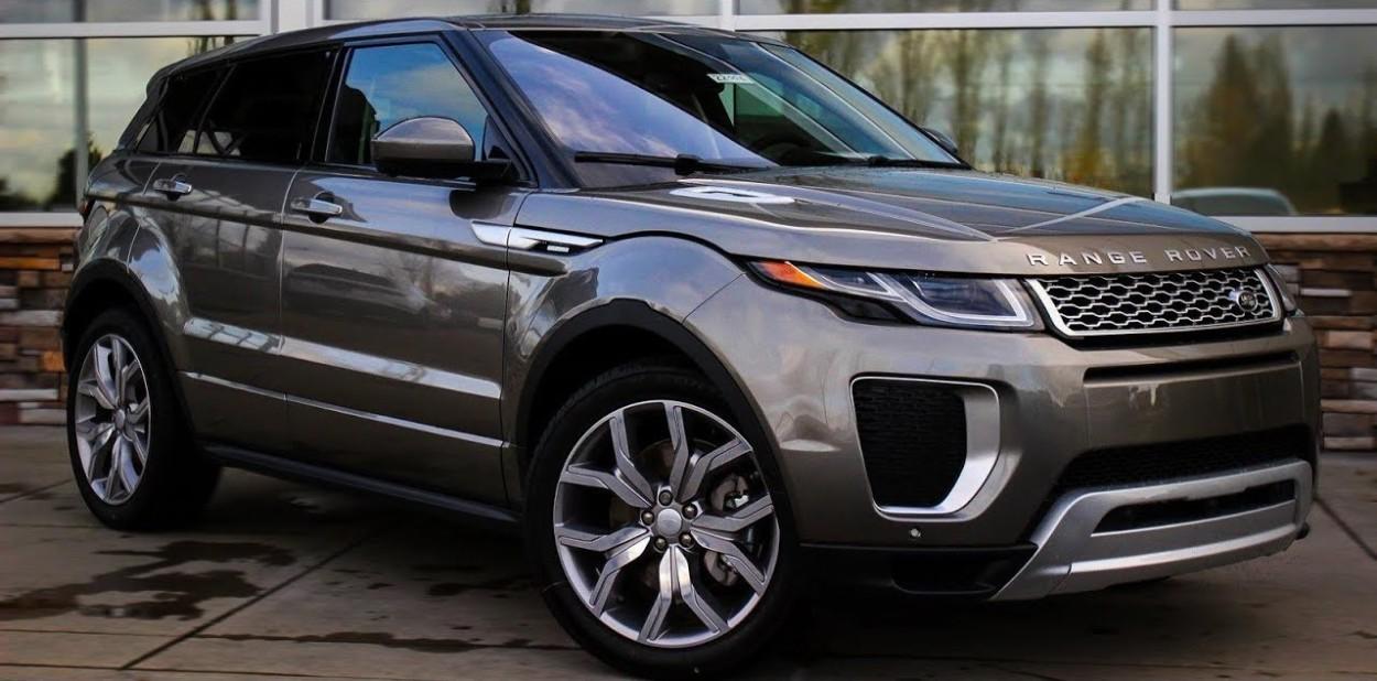 .Range Rover Evoque