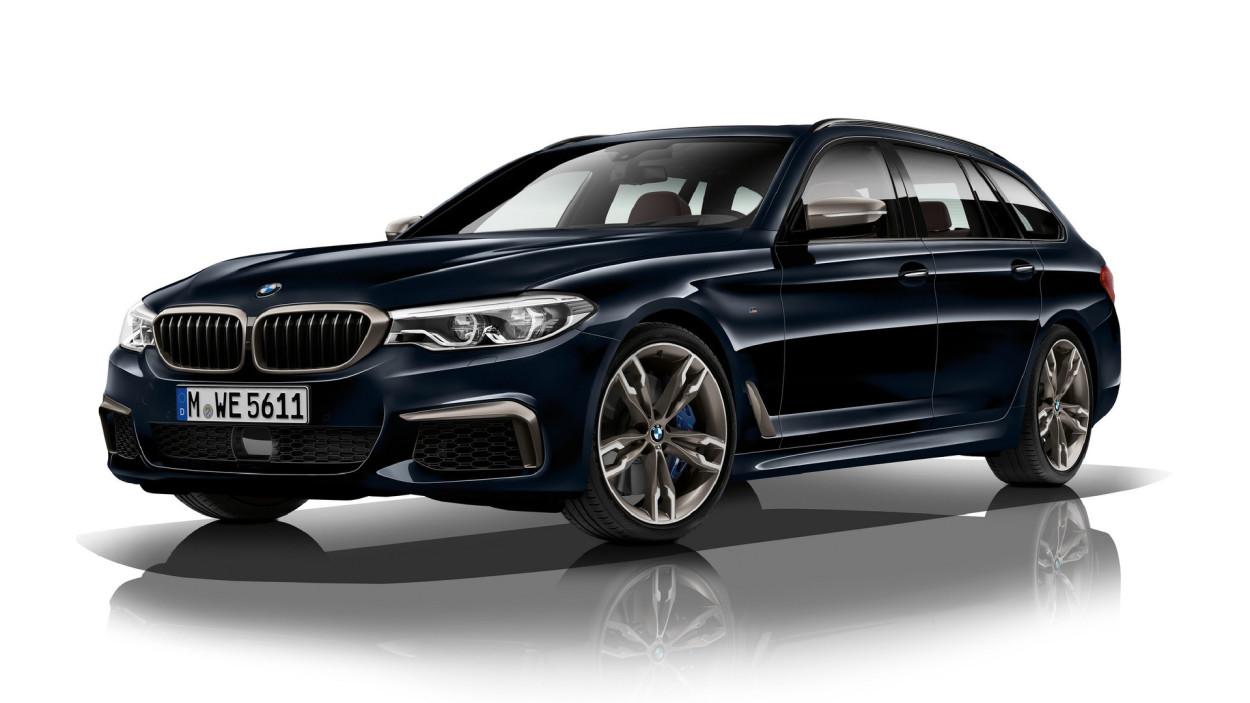 .BMW M550d xDrive 2018