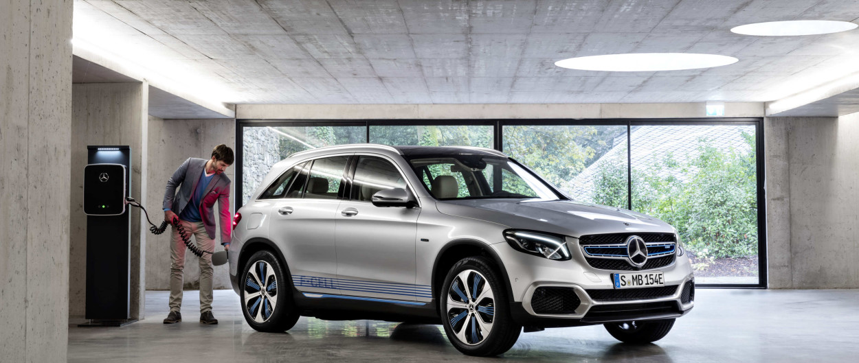 .Mercedes-Benz GLC F-Cell