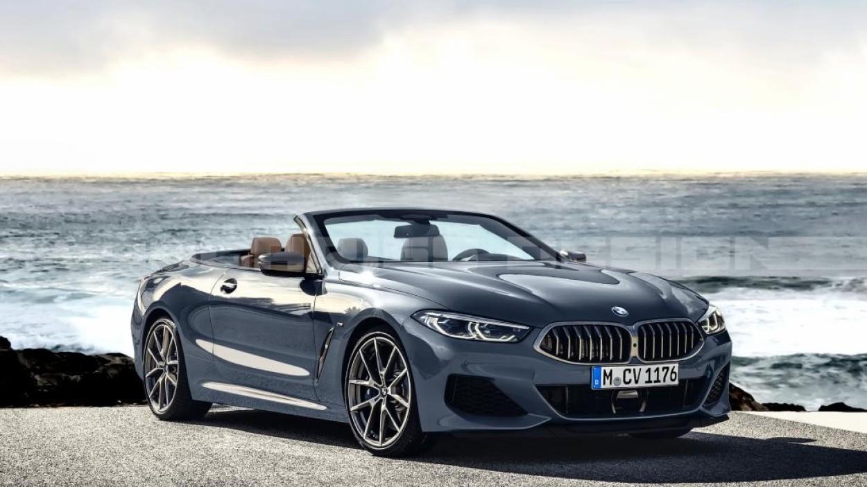 .BMW 8-Series Convertible