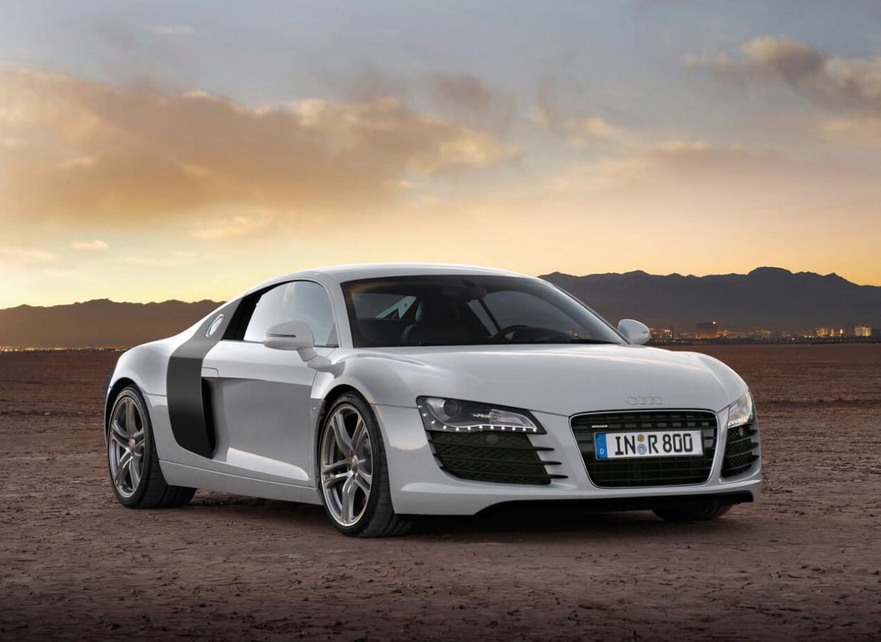 .Audi R8