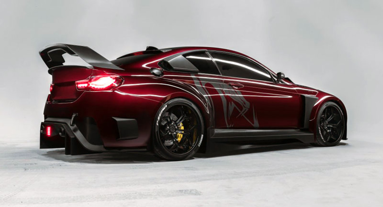 Mamba GT3 Street by Hoffy Automobile