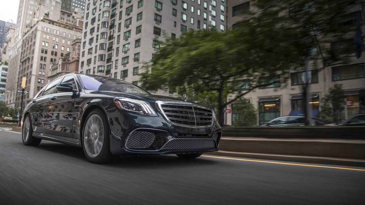 .Mercedes-AMG S65 2018