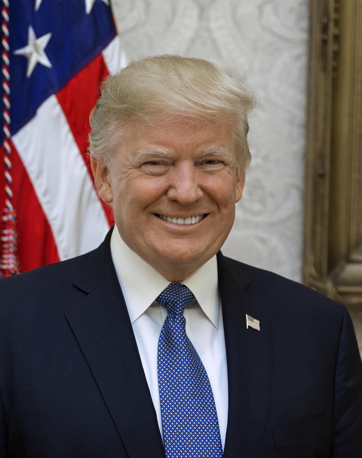 .Donald Trump