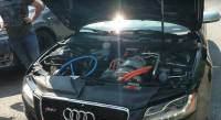 .Tesla mootoriga Audi S5