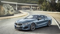 .BMW 8 Series coupe