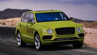 Video: Bentley Bentayga sõitis Pikes...