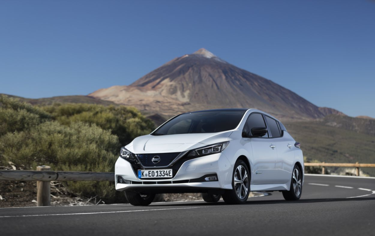 1651a5b2f60 Üle kogu Euroopa on saadaval uued Nissan Leafi versioonid - Auto.pub