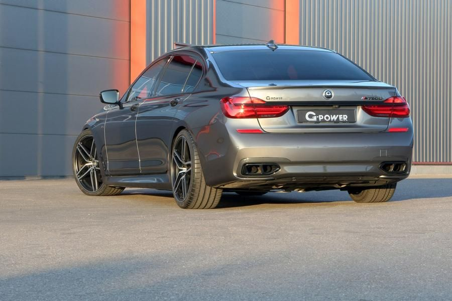 BMW M760Li xDrive by G-Power