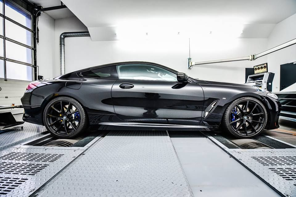 BMW M850i by Speed-Buster