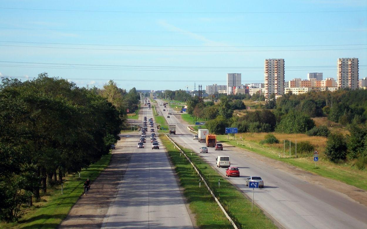 .Tallinn-Narva maantee
