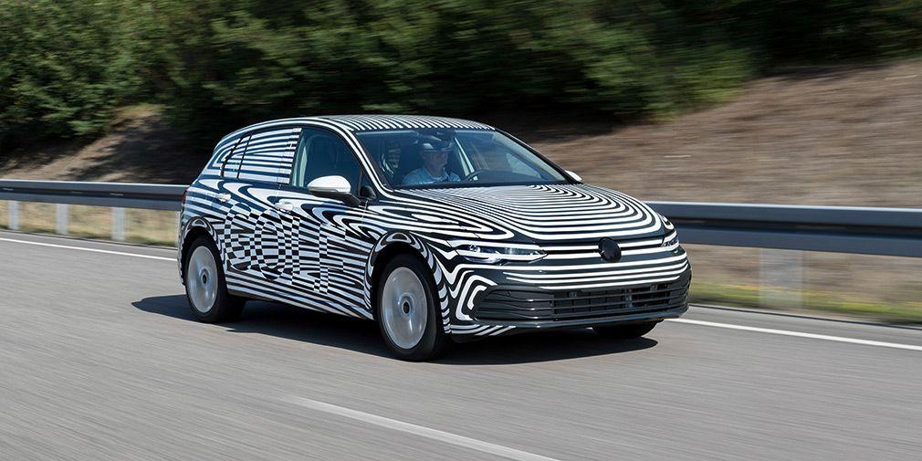 .Volkswagen Golf VIII