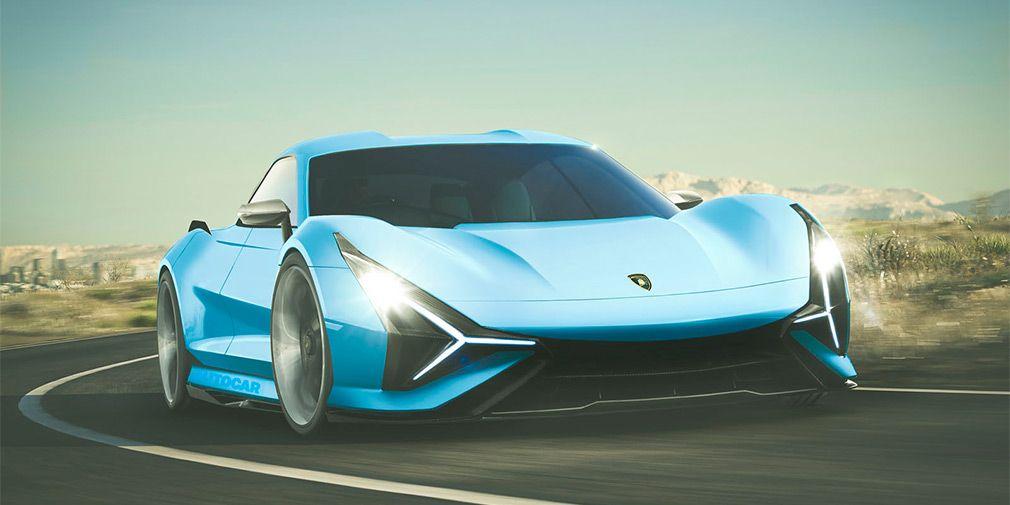 .Lamborghini GT