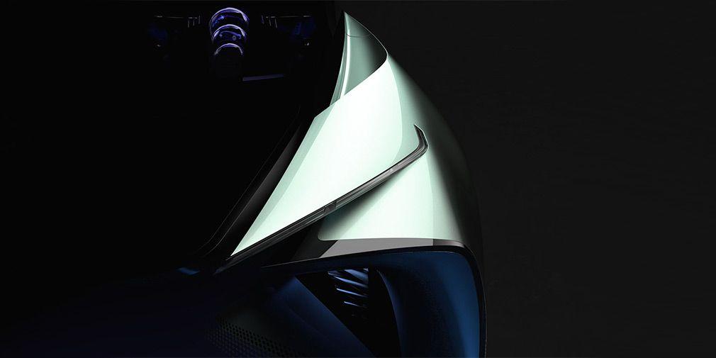 .Lexus EV Concept