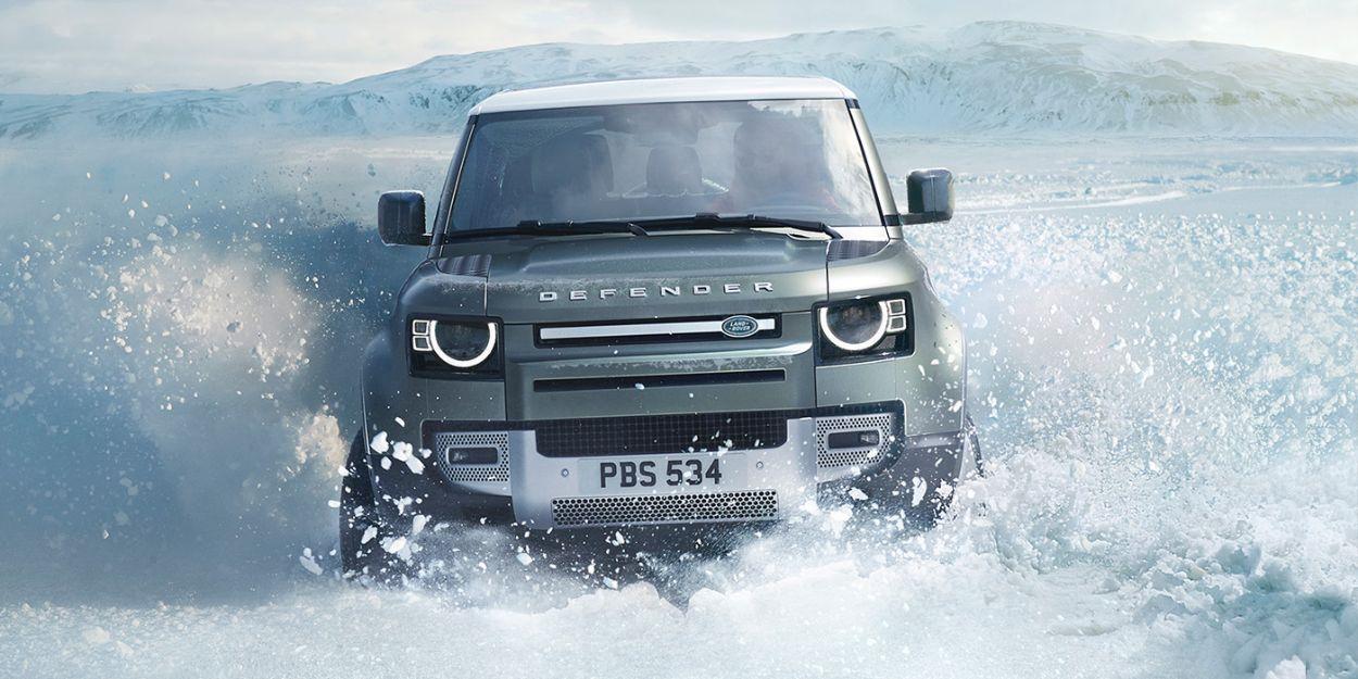 .Land Rover Defender SVR