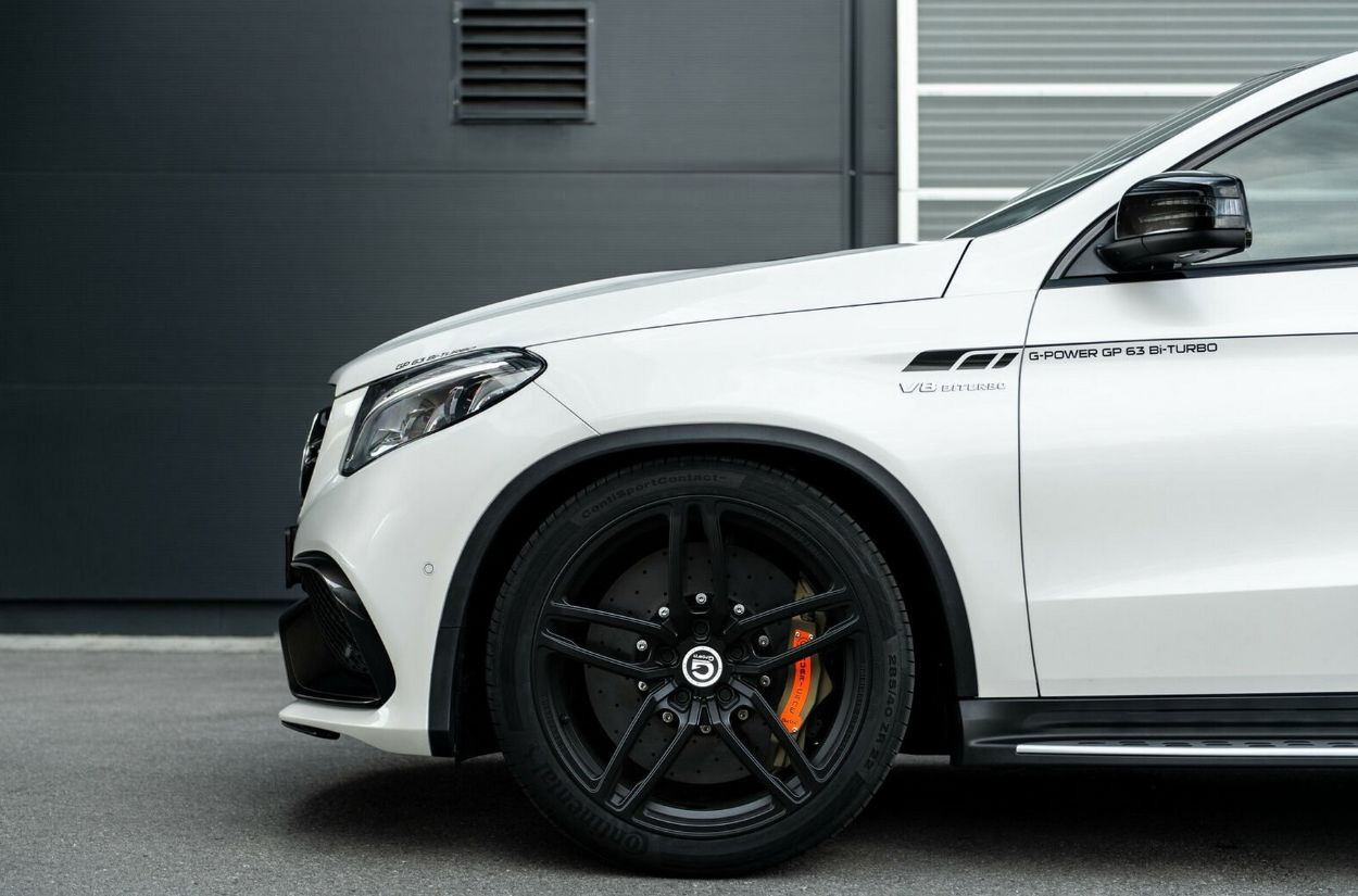 Mercedes-AMG GLE 63 S Coupe by G-Power