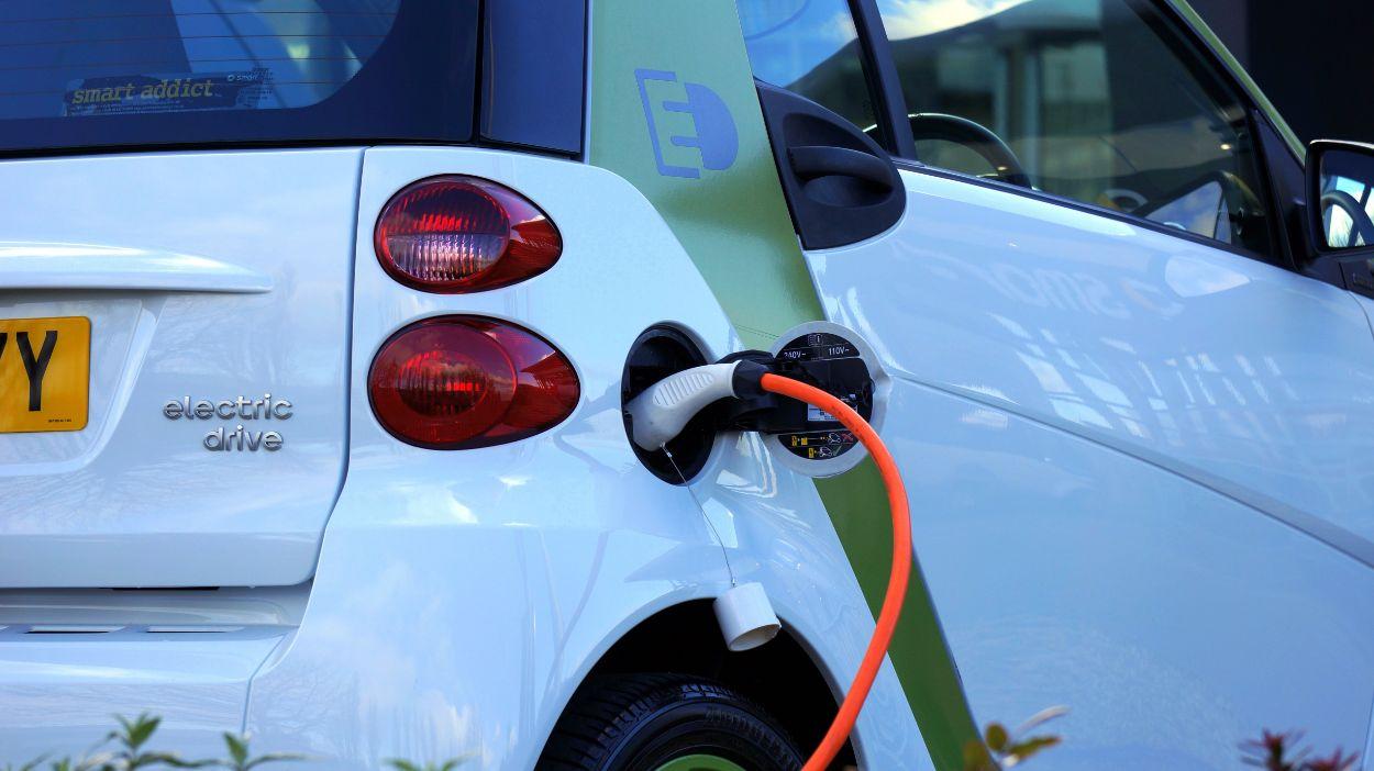 .Electric car