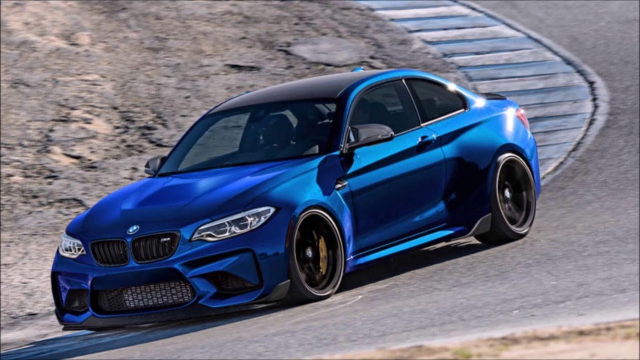 .BMW M2 CS