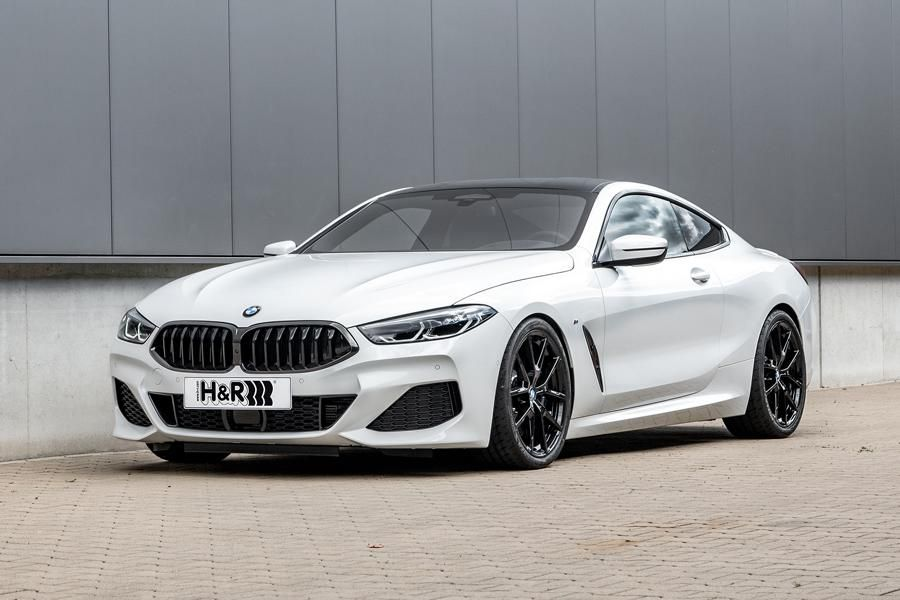 BMW 840d xDrive by H&R
