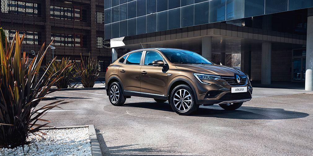 .Renault Arkana