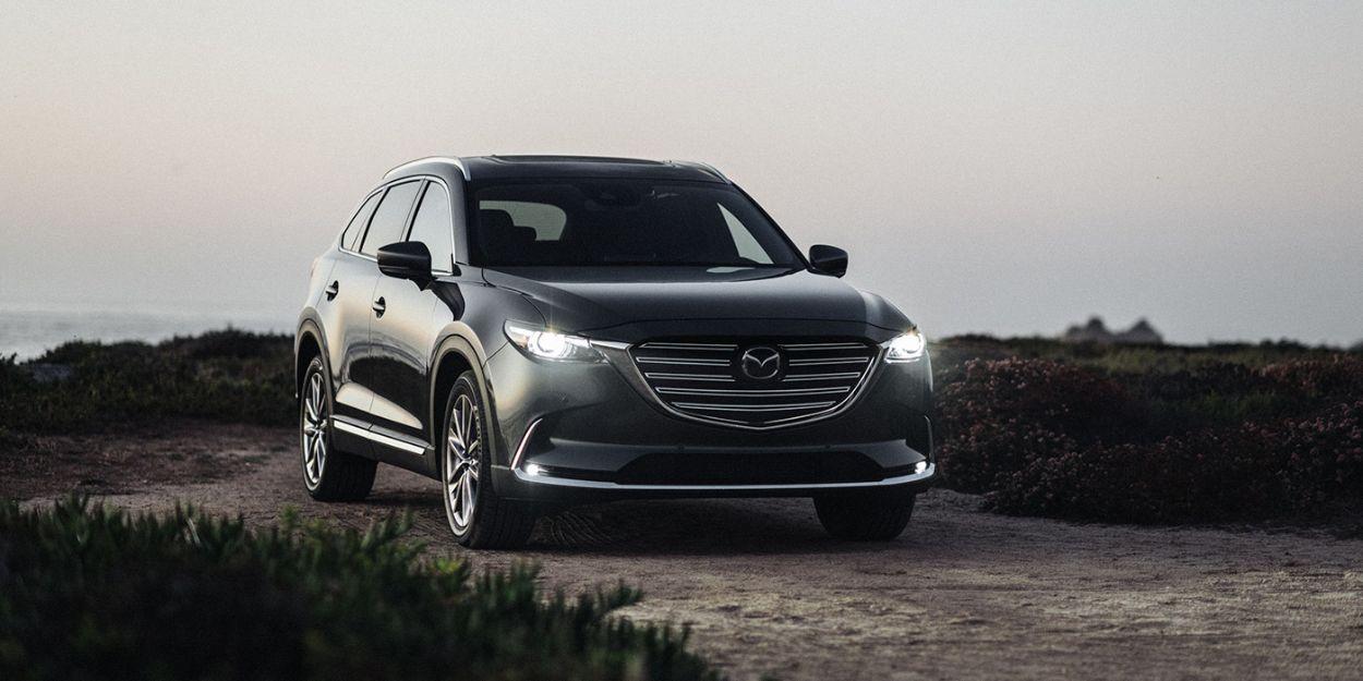 .Mazda CX-9