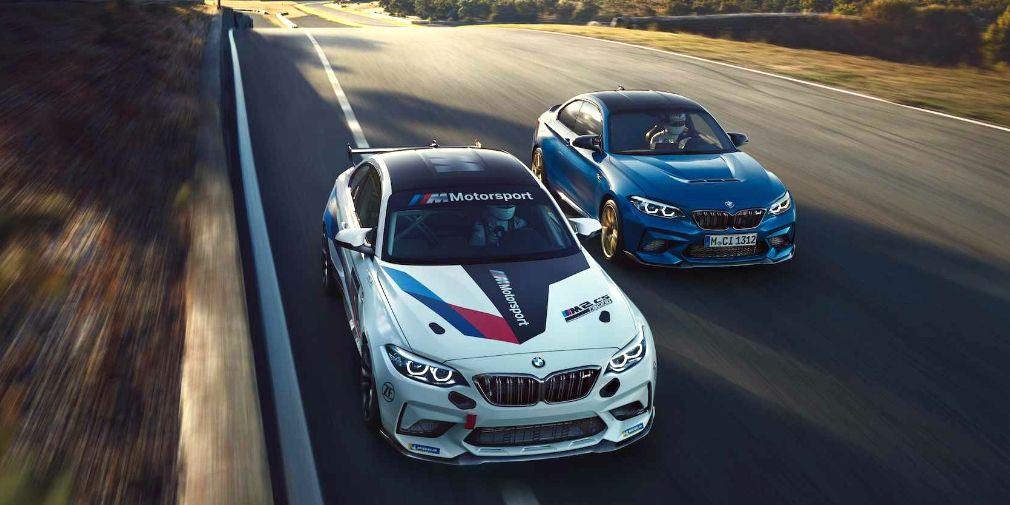.BMW M2 CS Racing