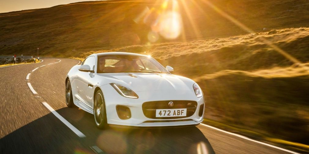 .Jaguar F-Type